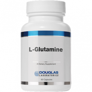 L-Glutamine 500 mg 60 kapslar