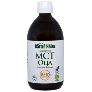 Bättre Hälsa Ekologisk MCT...