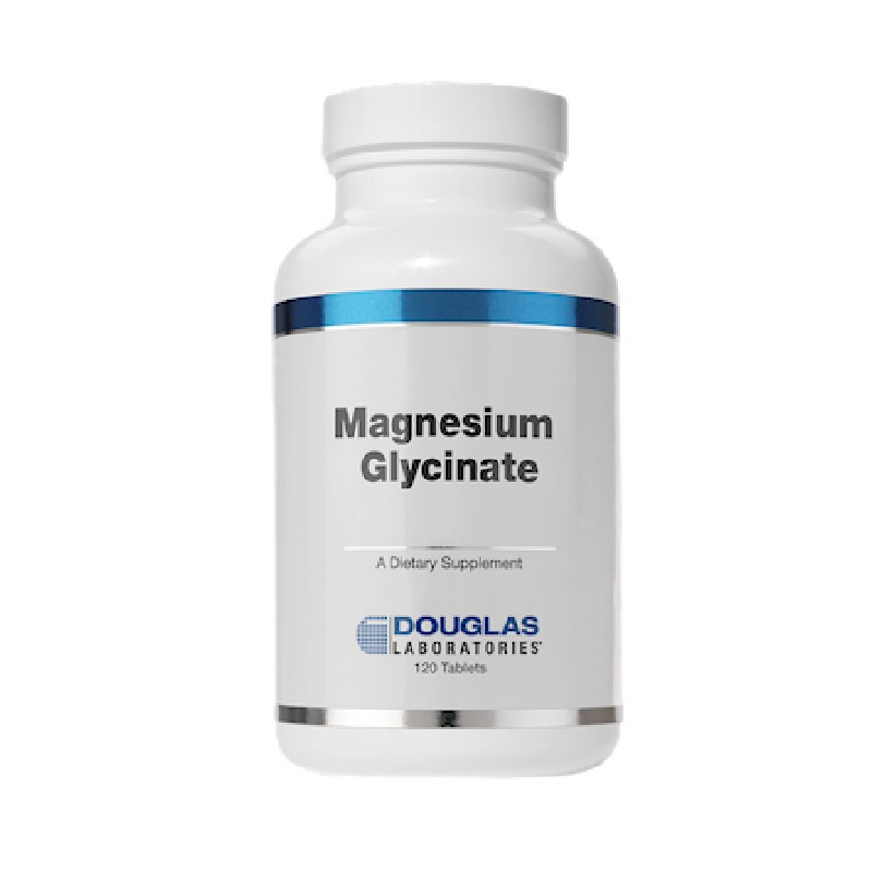 Magnesium Gycinate 100mg 120 tabletter