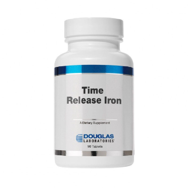 Time Released Iron (27 mg.)