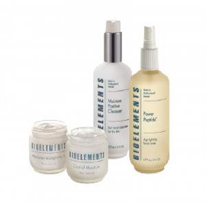 Bioelements, Start Kit till torr hud