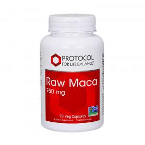 Raw Maca 750 mg 90 kapslar