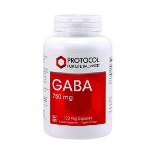 GABA 750 mg, 120...