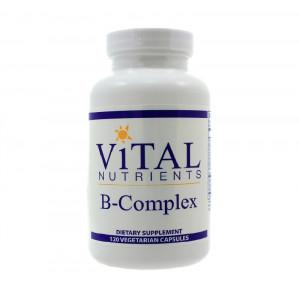 B complex Vegetarian Capsules 60mg