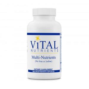 Multi Nutrients ( No Iron &...