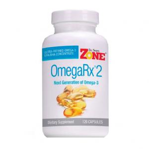 OmegaRx 2 120 kapslar